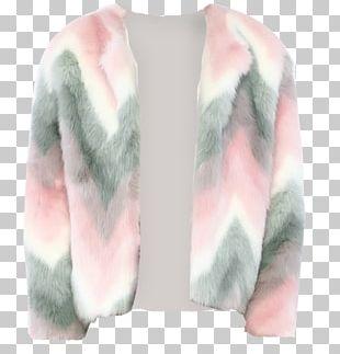 Fake Fur Fur Clothing Fashion Jacket PNG