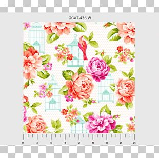 Floral Design Place Mats Cut Flowers Textile PNG