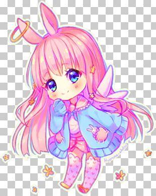 Chibi Drawing Anime PNG