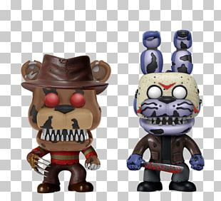 Freddy Krueger Five Nights At Freddy's: Sister Location Funko Action & Toy Figures PNG