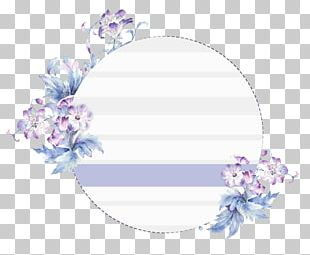 Floral Design Watercolor Painting Cut Flowers PNG