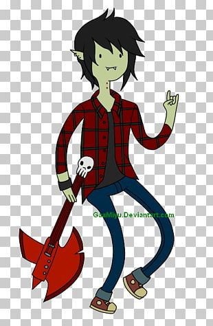 Bad Little Boy Marceline The Vampire Queen Marshall Lee Guitar PNG