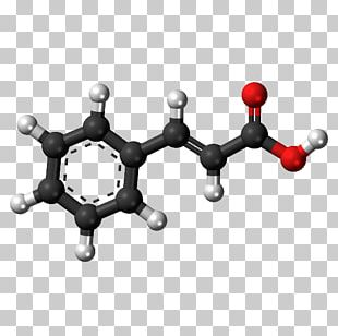 Ball-and-stick Model Cinnamic Acid Space-filling Model Curcumin Chalcone PNG