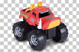 MINI Tire Car Pickup Truck Monster Truck PNG