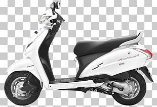Scooter Honda Activa Car 3G PNG