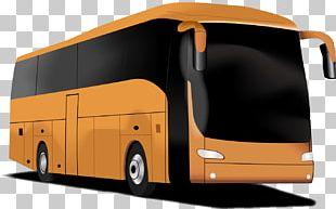 School Bus Tour Bus Service PNG
