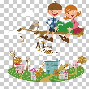 Stock Photography Autumn Illustration PNG