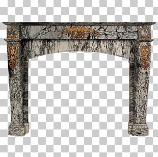 19th Century Marble Fireplace Castle Antiques & Design PNG