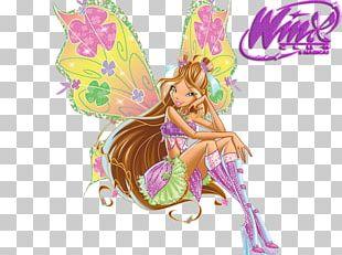 Flora Winx Club: Believix In You Stella Aisha Musa PNG