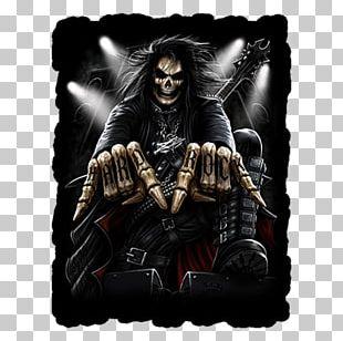 Heavy Metal Hard Rock Human Skull Symbolism Skeleton PNG