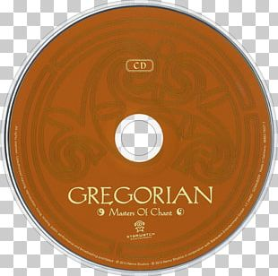 Gregorian Masters Of Chant Chapter II Compact Disc Masters Of Chant Chapter VIII PNG