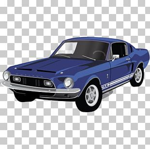 Classic Car Automotive Exterior Muscle Car Brand PNG