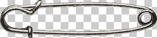 Safety Pin Lapel Pin PNG