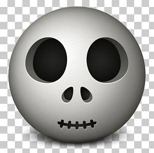 Skull Symbol Snout Smile PNG