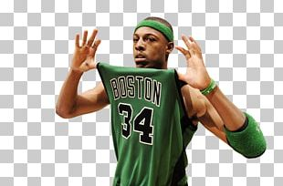 Paul Pierce Boston Celtics Photobucket Team Sport T-shirt PNG