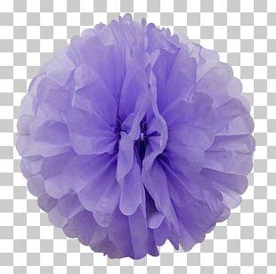 Pom-pom Paper Lavender Purple Violet PNG