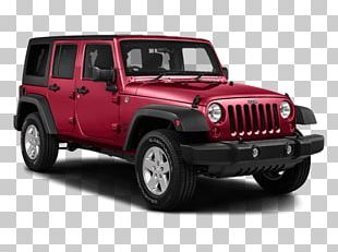 2018 Jeep Wrangler JK Unlimited Sport Chrysler Sport Utility Vehicle Dodge PNG