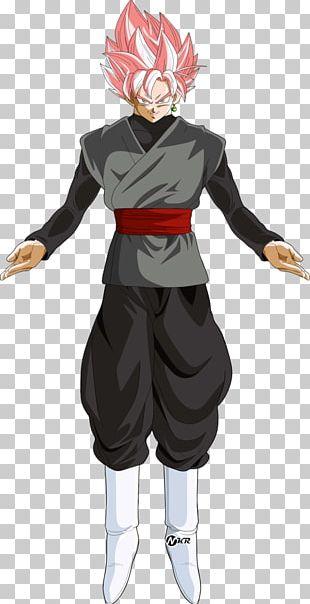 Goku Black Gogeta Super Saiyan PNG