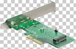 M.2 PCI Express NVM Express Expansion Card Hard Drives PNG