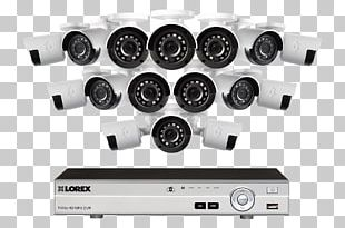 Digital Video Recorders Lorex Technology Inc Closed-circuit Television Wireless Security Camera PNG