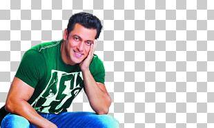 Salman Khan Green Tshirt PNG