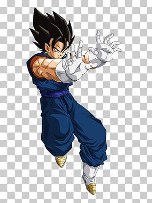 Vegeta Goku Majin Buu Dragon Ball Super Saiya PNG