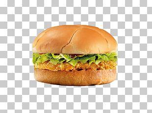 Hamburger Cheeseburger Fast Food Veggie Burger Breakfast Sandwich PNG