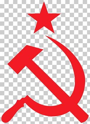 Hammer And Sickle Russian Soviet Federative Socialist Republic Russian Revolution PNG