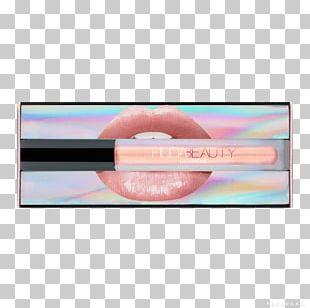 Huda Beauty Lip Strobe Cosmetics Huda Beauty Liquid Matte Lip Gloss Lipstick PNG
