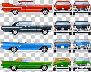 Vintage Car Ford Motor Company Classic Car PNG