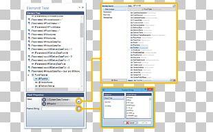 Computer Software Line Font PNG