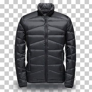 Down Feather Jacket PNG