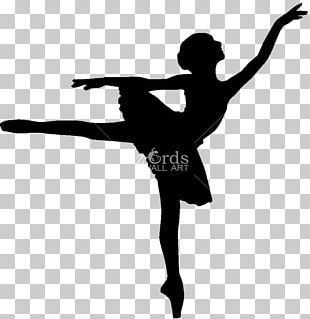 Ballet Dancer Drawing Silhouette PNG