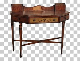 Table Wood Stain Desk PNG