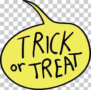 Trick-or-treating Halloween PNG