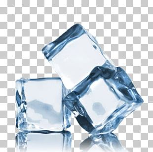 Ice Cube Crystal State Of Matter PNG