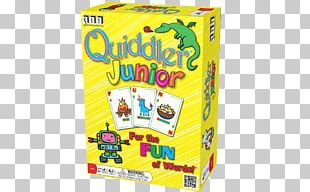 Monopoly Junior Draughts Card Game Quiddler PNG
