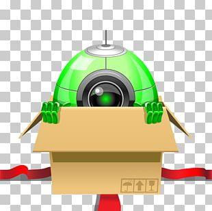 Robot Euclidean Vecteur Illustration PNG