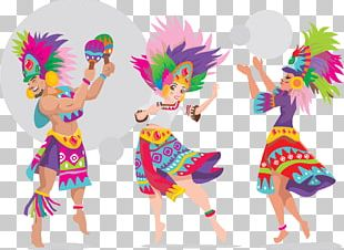 Sinulog Ballet Dancer Art PNG