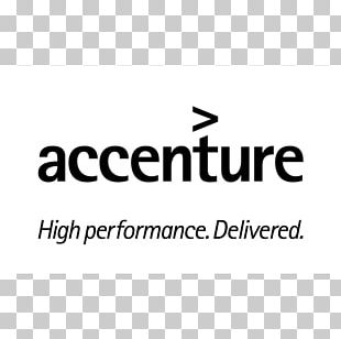 Accenture S.A. Business Management Consulting Logo PNG