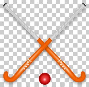 Field Hockey Stick Ball PNG