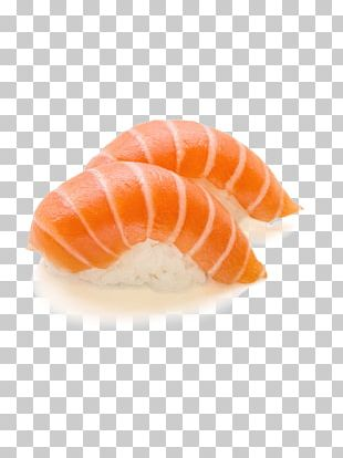 California Roll Smoked Salmon Sashimi Sushi Japanese Cuisine PNG