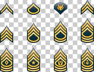 Military Rank United States Army Enlisted Rank Insignia Sergeant PNG