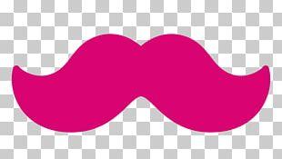 Moustache Lyft Logo Lip PNG