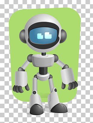 Robotics Euclidean Character PNG