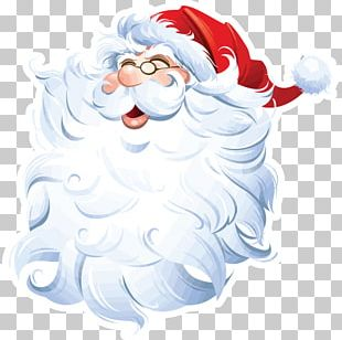 Santa Claus Christmas Ornament Old New Year PNG