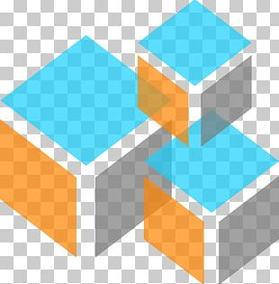 Cube Geometry PNG
