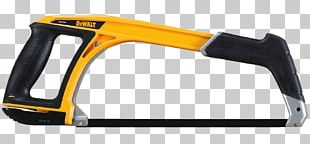 Hand Tool Hacksaw Hand Saws DeWalt Blade PNG