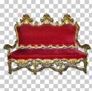 Table Chair Furniture Couch Throne PNG