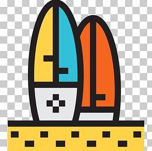 Tamarindo Surfing Yacht Surfboard Icon PNG